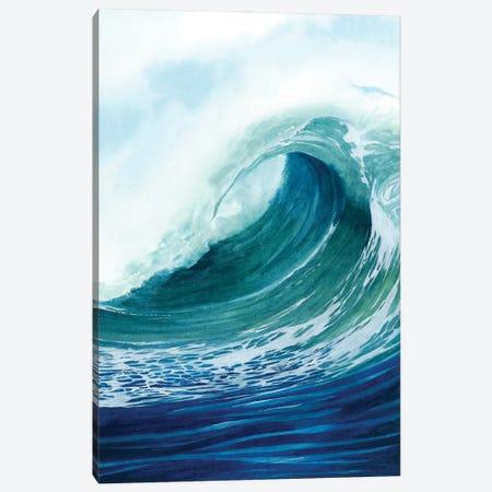 Sea Foam II Canvas Print #POP2486} by Grace Popp Canvas Artwork
