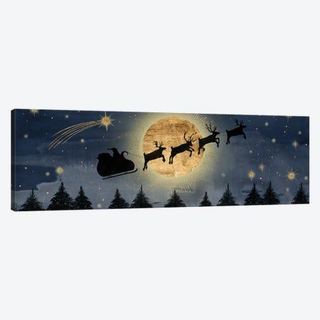 Celestial Christmas Collection IV Canvas Print #POP2552} by Grace Popp Art Print