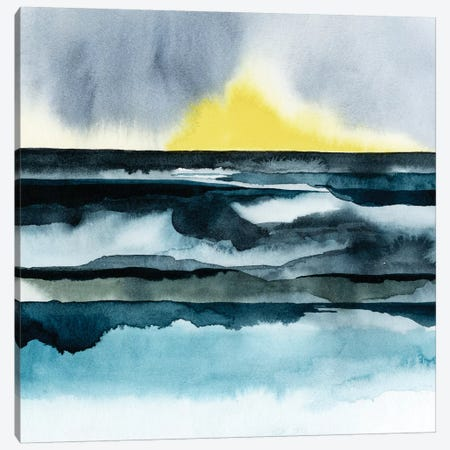 Seaside Mist I Canvas Print #POP257} by Grace Popp Canvas Wall Art