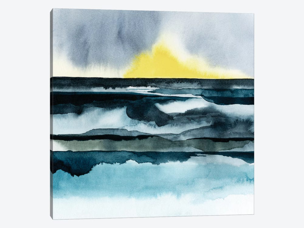 Seaside Mist I by Grace Popp 1-piece Art Print
