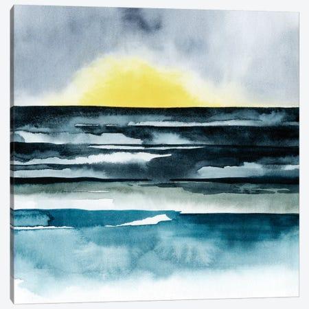 Seaside Mist II Canvas Print #POP258} by Grace Popp Canvas Art Print