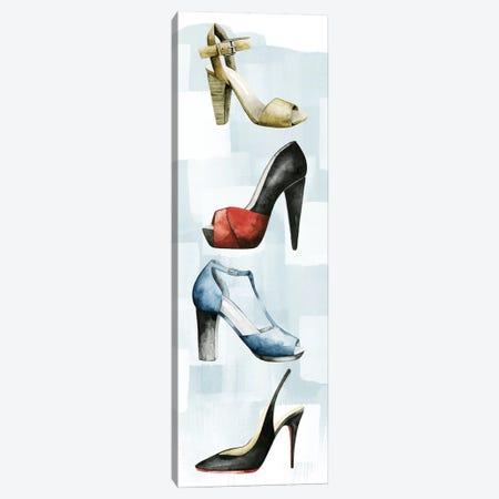Shoe Lover I Canvas Print #POP259} by Grace Popp Canvas Art Print