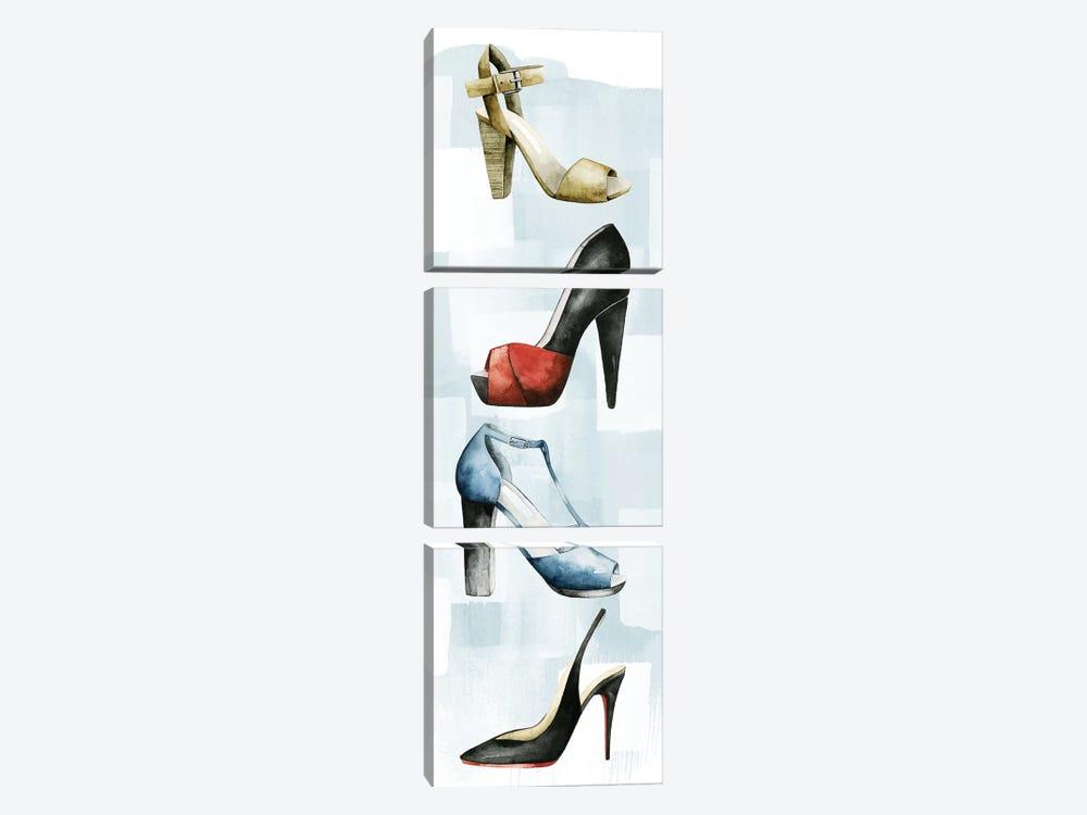 Shoe Lover I by Grace Popp 3-piece Art Print