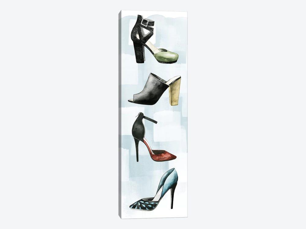 Shoe Lover II by Grace Popp 1-piece Canvas Print