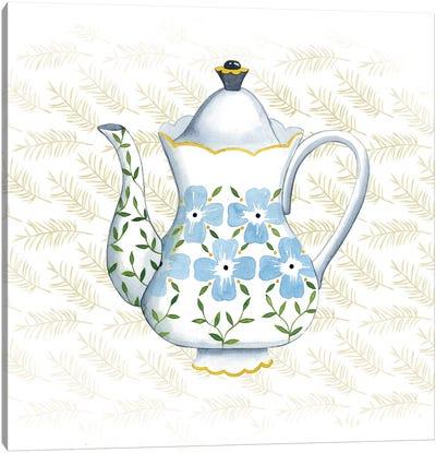 Sweet Teapot I Canvas Print #POP263