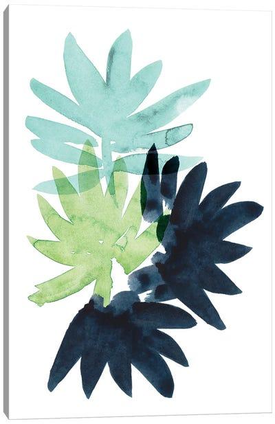 Untethered Palm II Canvas Art Print