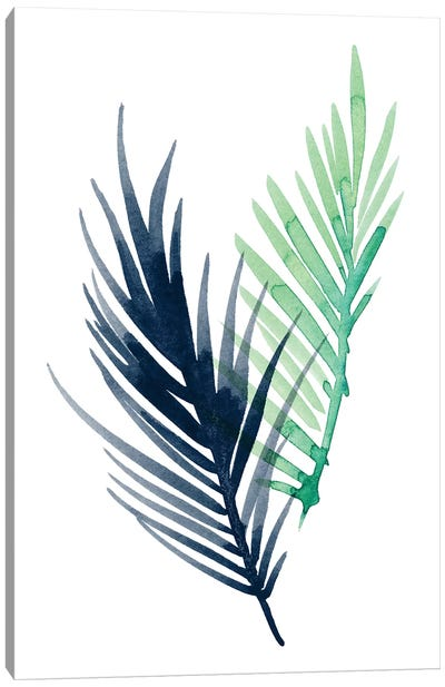 Untethered Palm III Canvas Art Print