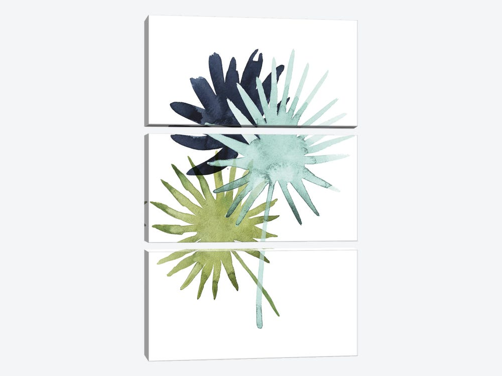 Untethered Palm VI by Grace Popp 3-piece Canvas Print