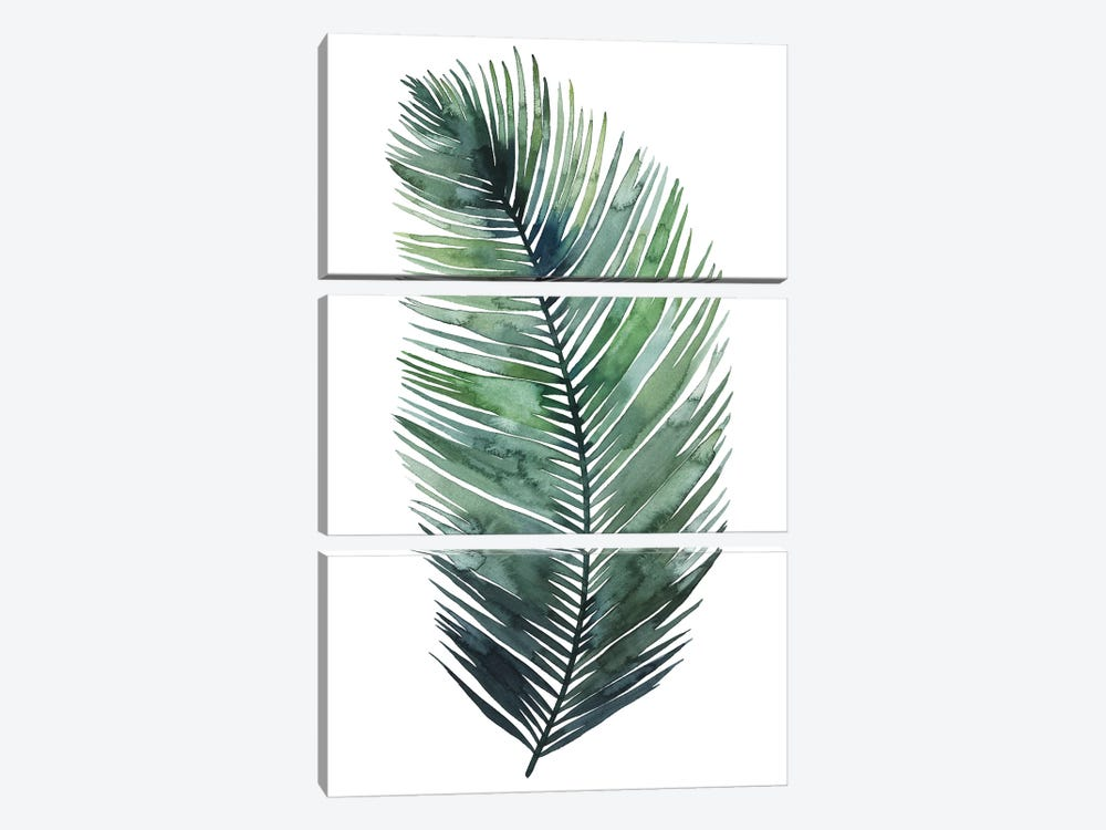Untethered Palm VII I by Grace Popp 3-piece Canvas Art