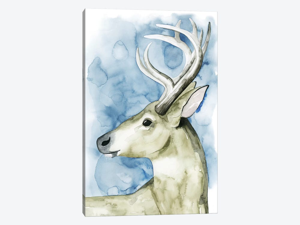 Wandering Stag I by Grace Popp 1-piece Art Print