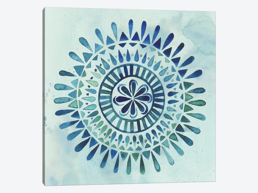 Watercolor Mandala II by Grace Popp 1-piece Art Print