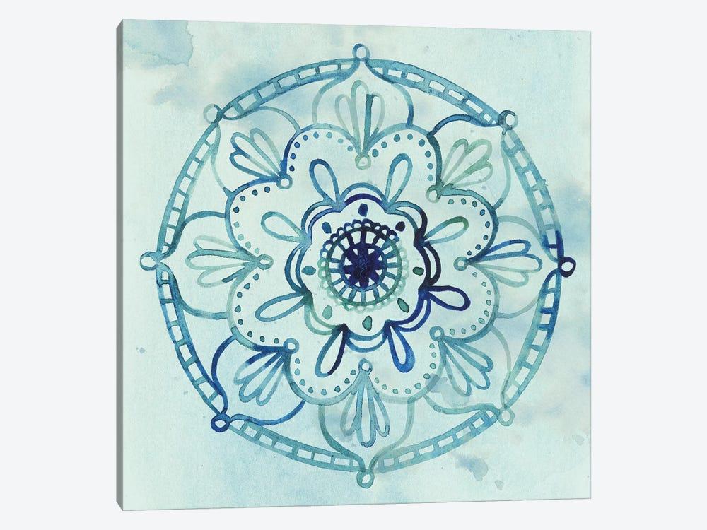 Watercolor Mandala IV by Grace Popp 1-piece Art Print
