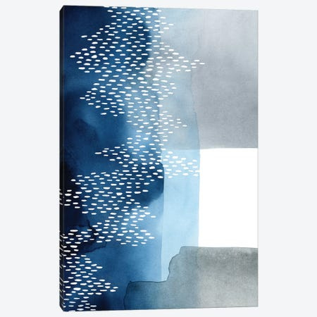 Waterfall Abstract II Canvas Print #POP297} by Grace Popp Canvas Artwork