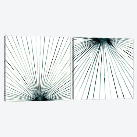 Strobe Diptych Canvas Print Set #POP2HSET013} by Grace Popp Art Print