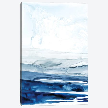 Azure Arctic I Canvas Print #POP302} by Grace Popp Canvas Art Print