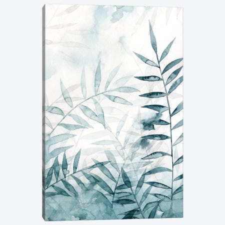 Bamboo Whisper II Canvas Print #POP305} by Grace Popp Canvas Wall Art