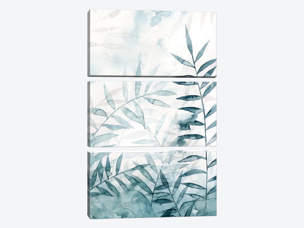 Bamboo Whisper II by Grace Popp 3-piece Canvas Print