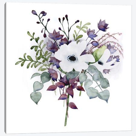 Bohemian Bouquet I Canvas Print #POP30} by Grace Popp Canvas Art