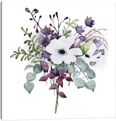 Bohemian Bouquet I Canvas Print #POP30