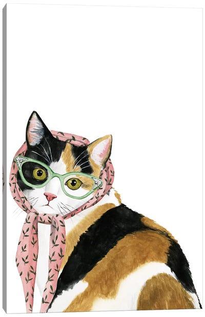 Cool Cat I Canvas Art Print