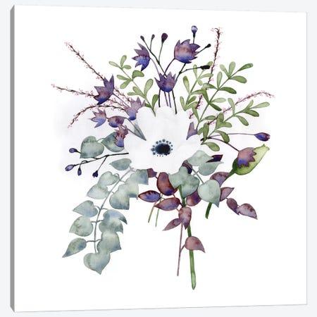 Bohemian Bouquet II Canvas Print #POP31} by Grace Popp Canvas Art