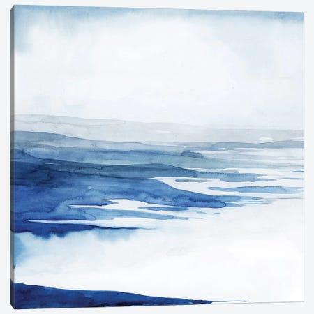Crystallized Lagoon I Canvas Print #POP322} by Grace Popp Canvas Print