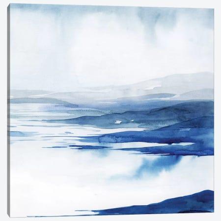 Crystallized Lagoon II Canvas Print #POP323} by Grace Popp Art Print
