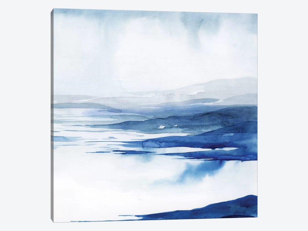 Crystallized Lagoon II by Grace Popp 1-piece Canvas Print