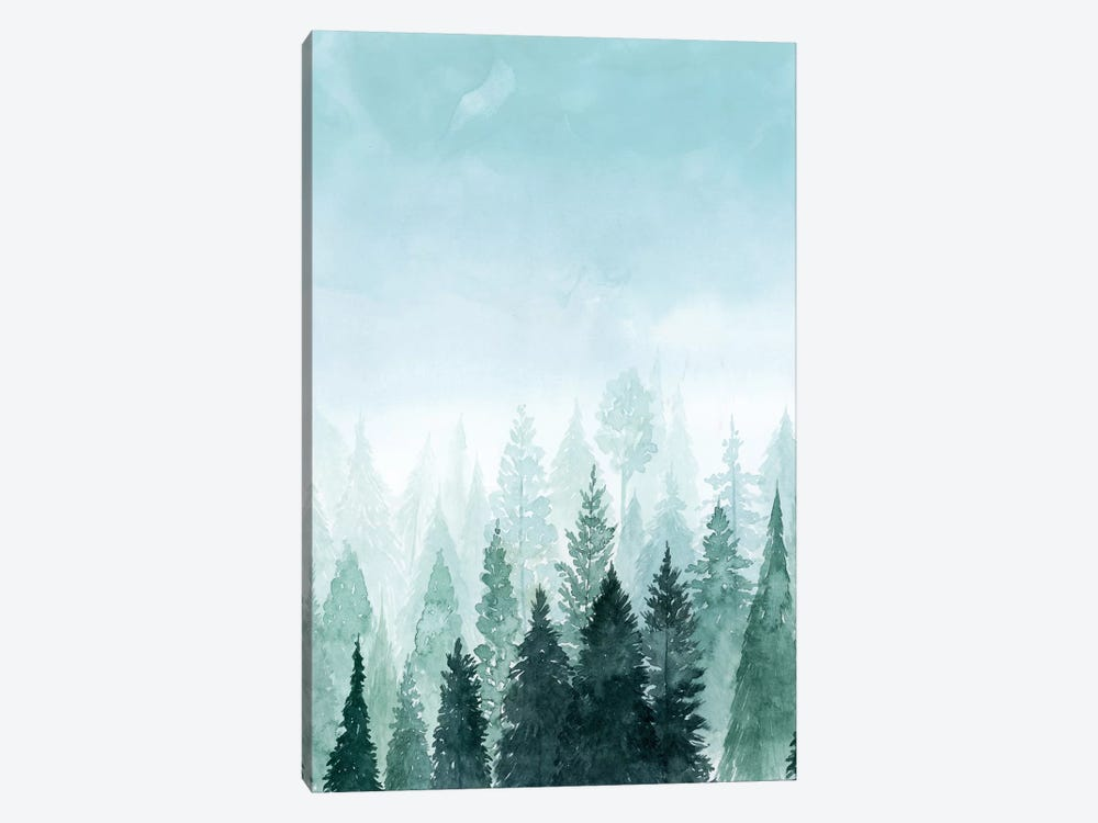 Into the Trees I by Grace Popp 1-piece Canvas Art