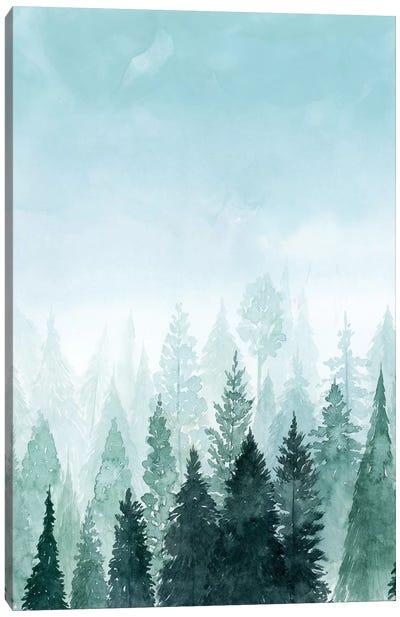 Into the Trees I Canvas Art Print