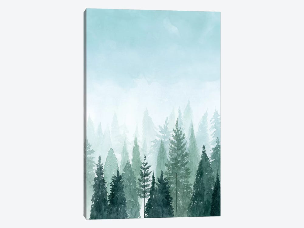 Into the Trees II by Grace Popp 1-piece Art Print