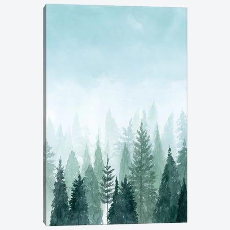 Into the Trees II Canvas Print #POP343} by Grace Popp Canvas Art Print