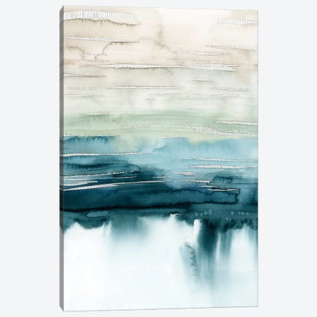 Organic Cascade I Canvas Print #POP362} by Grace Popp Canvas Print