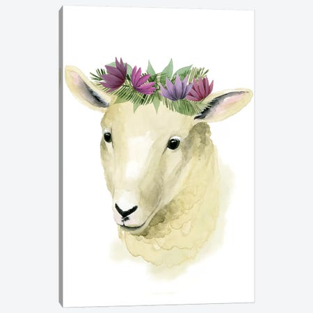 Precious Barnyard IV Canvas Print #POP369} by Grace Popp Canvas Print