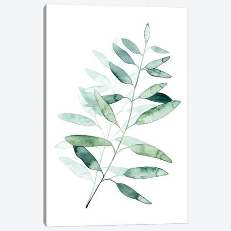 Serene Reed II 3-Piece Canvas #POP377} by Grace Popp Art Print