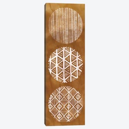 Tribal Pattern I Canvas Print #POP390} by Grace Popp Canvas Artwork