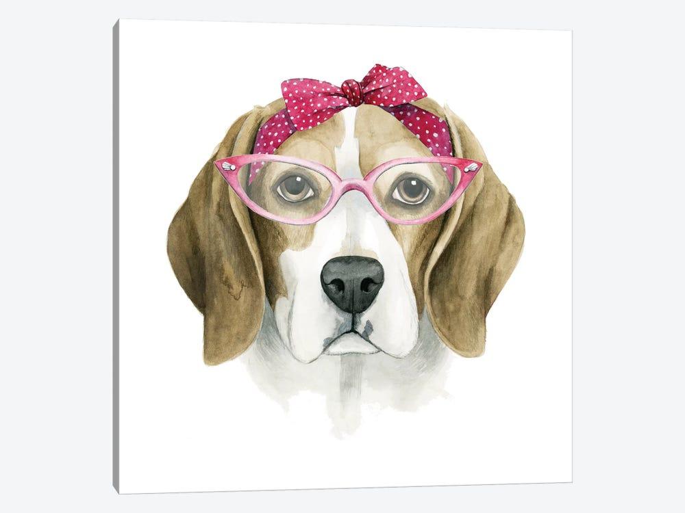 Vintage Pup I by Grace Popp 1-piece Art Print