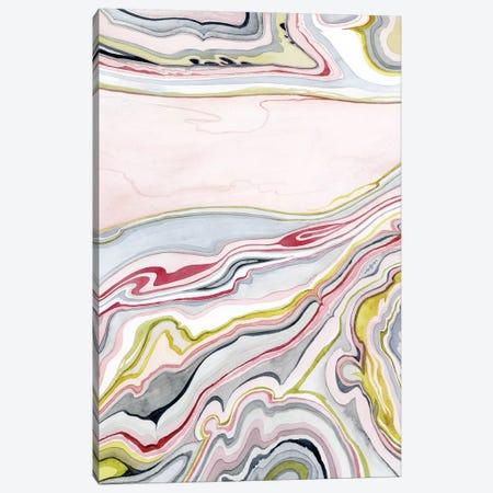 Watercolor Marbling I Canvas Print #POP400} by Grace Popp Canvas Art