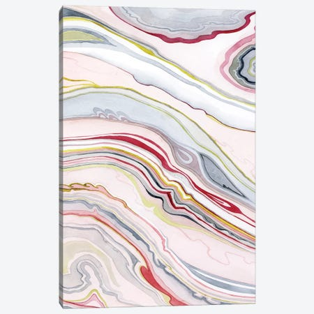 Watercolor Marbling II Canvas Print #POP401} by Grace Popp Canvas Art