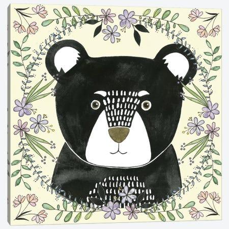 Wild Child IV Canvas Print #POP405} by Grace Popp Canvas Print