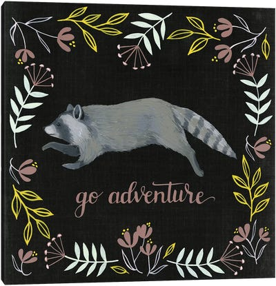 Woodland Adventure III Canvas Art Print