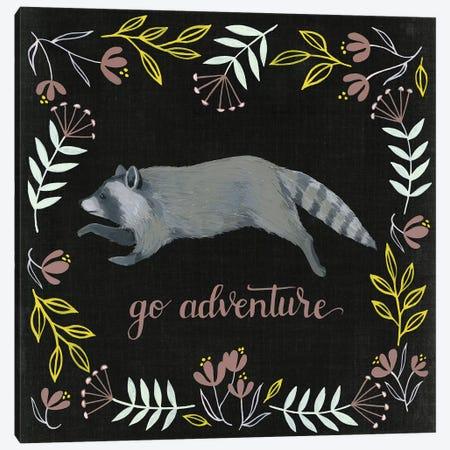 Woodland Adventure III Canvas Print #POP408} by Grace Popp Canvas Artwork