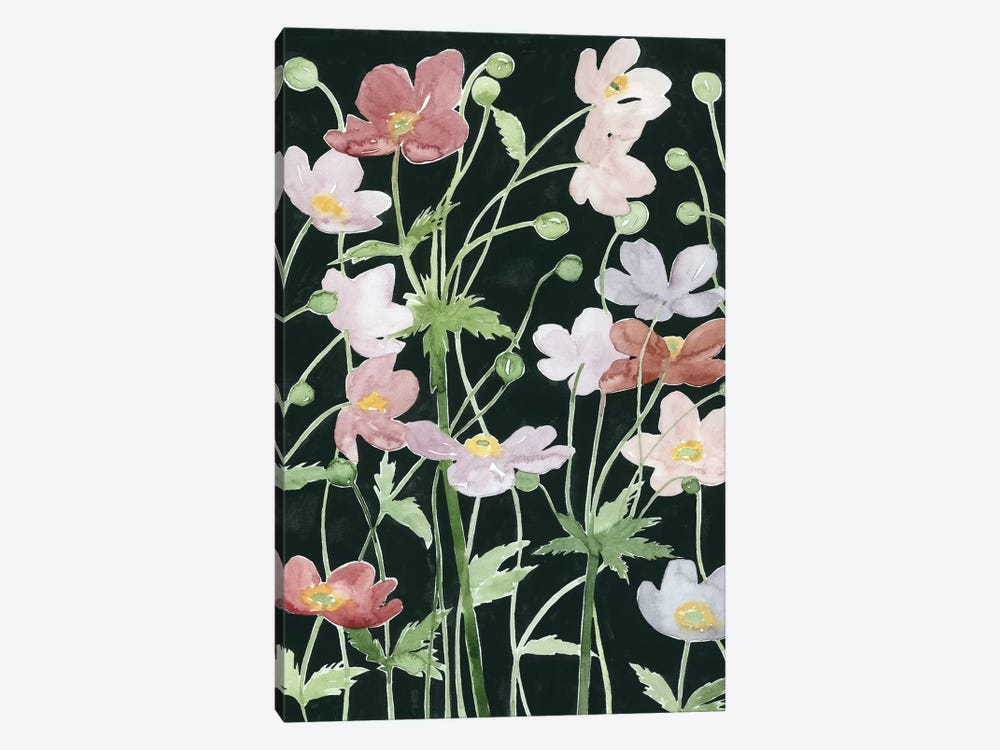 Anemone Dance III by Grace Popp 1-piece Canvas Art