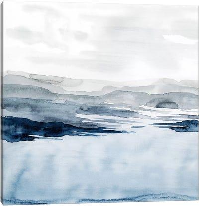Faded Horizon I Canvas Art Print