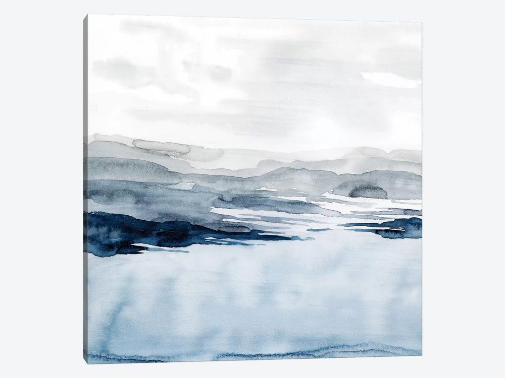 Faded Horizon I by Grace Popp 1-piece Canvas Print