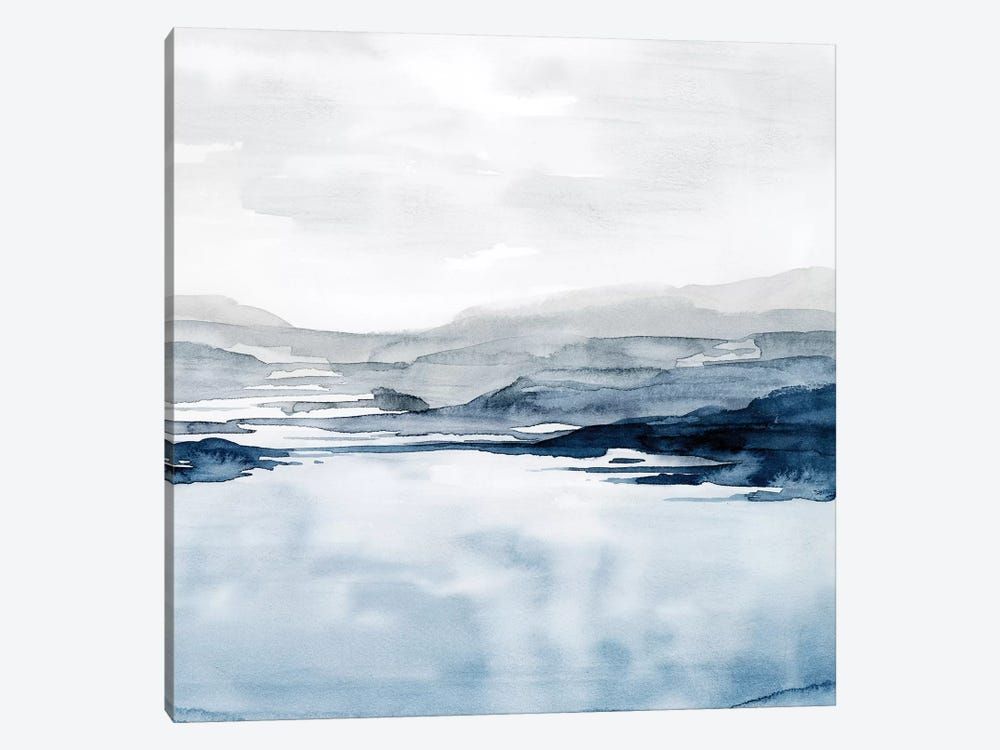 Faded Horizon II by Grace Popp 1-piece Canvas Art
