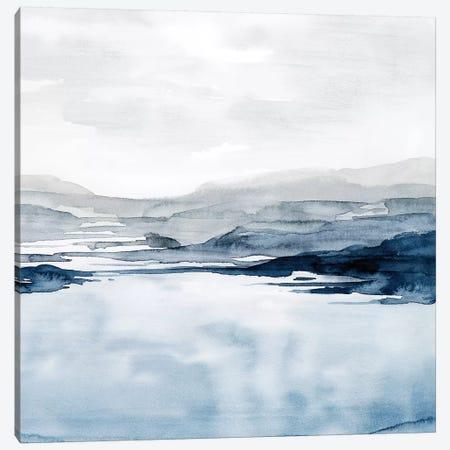 Faded Horizon II Canvas Print #POP427} by Grace Popp Canvas Print