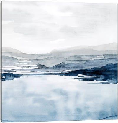 Faded Horizon II Canvas Art Print