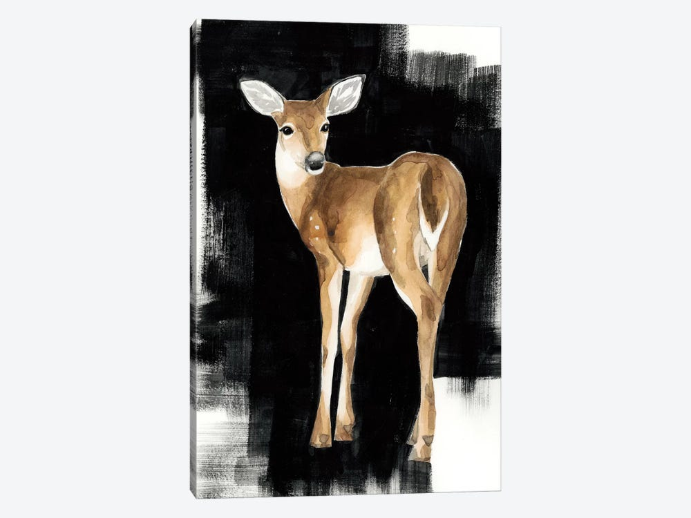 Nocturnal I 1-piece Canvas Print
