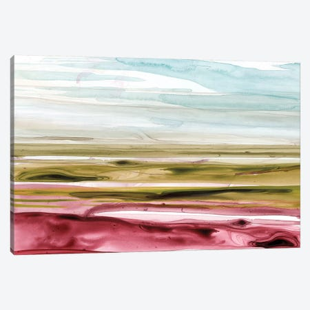 Solar Plains II Canvas Print #POP438} by Grace Popp Canvas Print